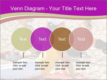 Women doing yoga PowerPoint Template - Slide 32