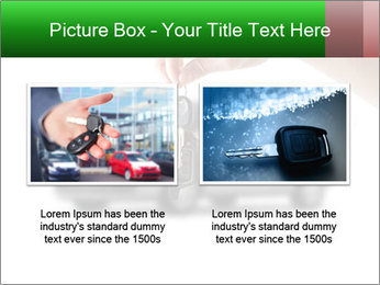 Keys to the car PowerPoint Templates - Slide 18
