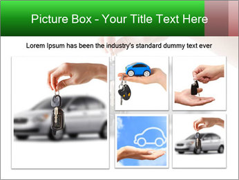 Keys to the car PowerPoint Templates - Slide 19