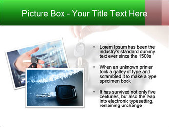 Keys to the car PowerPoint Template - Slide 20