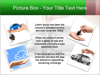 Keys to the car PowerPoint Template - Slide 24