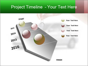 Keys to the car PowerPoint Templates - Slide 26