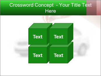 Keys to the car PowerPoint Template - Slide 39