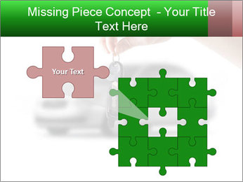 Keys to the car PowerPoint Templates - Slide 45