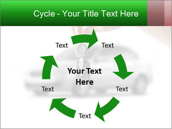 Keys to the car PowerPoint Templates - Slide 62