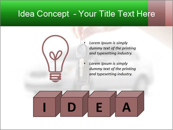 Keys to the car PowerPoint Template - Slide 80