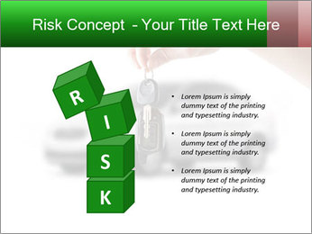 Keys to the car PowerPoint Template - Slide 81