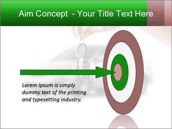 Keys to the car PowerPoint Template - Slide 83