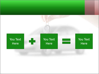 Keys to the car PowerPoint Template - Slide 95
