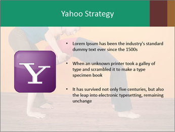 Yoga instructor PowerPoint Templates - Slide 11