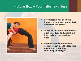 Yoga instructor PowerPoint Template - Slide 13