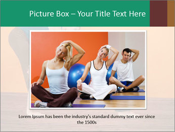 Yoga instructor PowerPoint Template - Slide 16