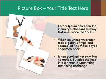 Yoga instructor PowerPoint Template - Slide 17