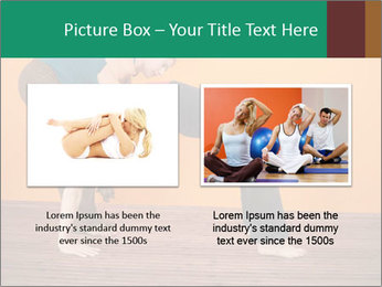 Yoga instructor PowerPoint Template - Slide 18