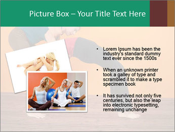 Yoga instructor PowerPoint Template - Slide 20
