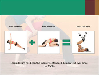 Yoga instructor PowerPoint Templates - Slide 22