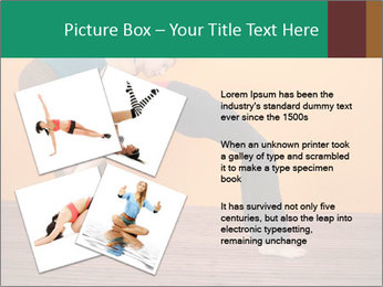 Yoga instructor PowerPoint Templates - Slide 23