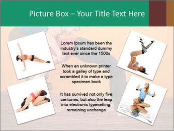 Yoga instructor PowerPoint Template - Slide 24