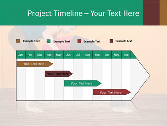 Yoga instructor PowerPoint Template - Slide 25