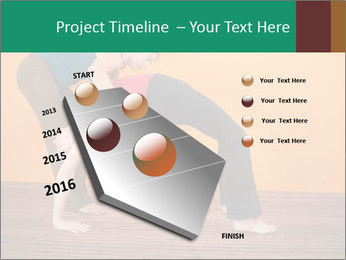 Yoga instructor PowerPoint Template - Slide 26