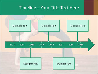 Yoga instructor PowerPoint Template - Slide 28