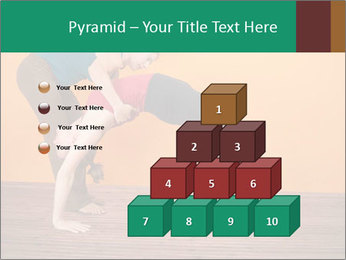 Yoga instructor PowerPoint Template - Slide 31