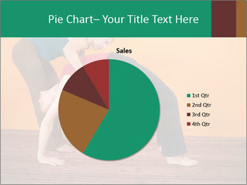 Yoga instructor PowerPoint Template - Slide 36