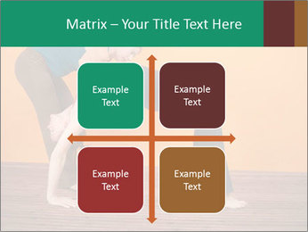 Yoga instructor PowerPoint Template - Slide 37