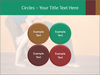 Yoga instructor PowerPoint Template - Slide 38