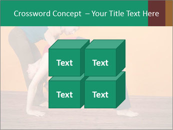 Yoga instructor PowerPoint Template - Slide 39