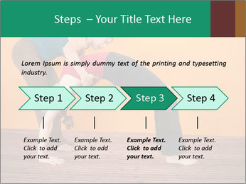 Yoga instructor PowerPoint Template - Slide 4