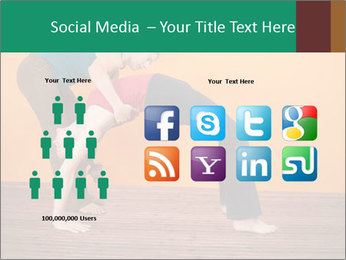 Yoga instructor PowerPoint Template - Slide 5