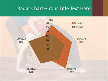 Yoga instructor PowerPoint Template - Slide 51