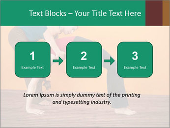 Yoga instructor PowerPoint Template - Slide 71