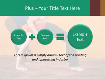 Yoga instructor PowerPoint Template - Slide 75