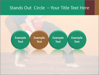 Yoga instructor PowerPoint Template - Slide 76