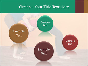 Yoga instructor PowerPoint Template - Slide 77