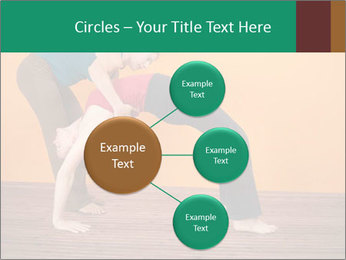 Yoga instructor PowerPoint Template - Slide 79
