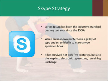 Yoga instructor PowerPoint Template - Slide 8