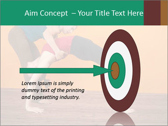 Yoga instructor PowerPoint Template - Slide 83