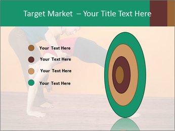 Yoga instructor PowerPoint Template - Slide 84