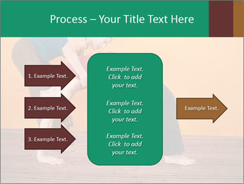 Yoga instructor PowerPoint Template - Slide 85