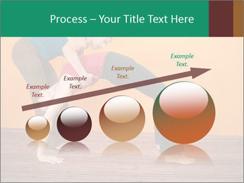 Yoga instructor PowerPoint Template - Slide 87