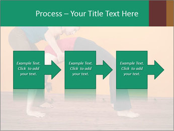 Yoga instructor PowerPoint Template - Slide 88
