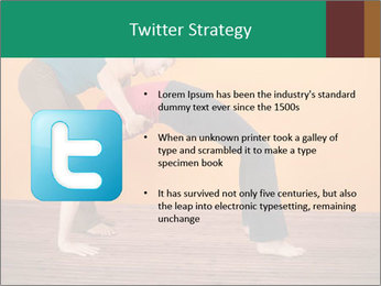 Yoga instructor PowerPoint Template - Slide 9