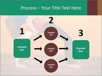 Yoga instructor PowerPoint Template - Slide 92