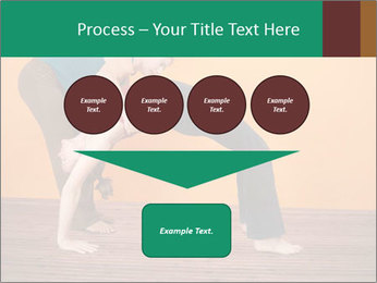 Yoga instructor PowerPoint Template - Slide 93