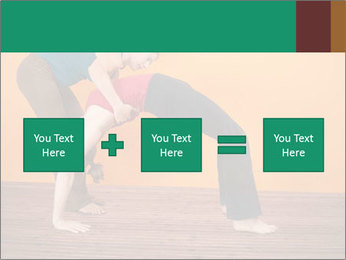 Yoga instructor PowerPoint Template - Slide 95