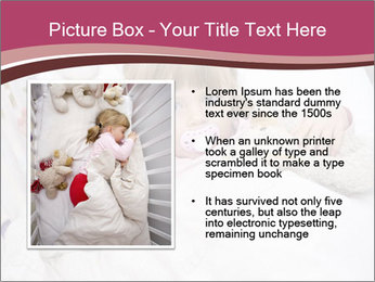Baby Girl PowerPoint Template - Slide 13