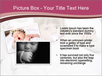Baby Girl PowerPoint Template - Slide 20
